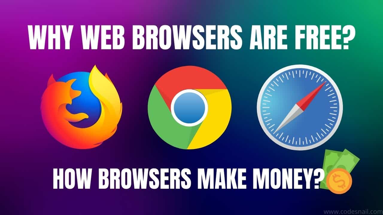 How Browsers Make Money